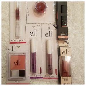 NWT ELF Cosmetics 7 Piece Bundle Set